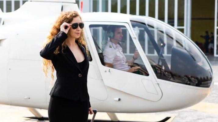 Аренда вертолета в Твери