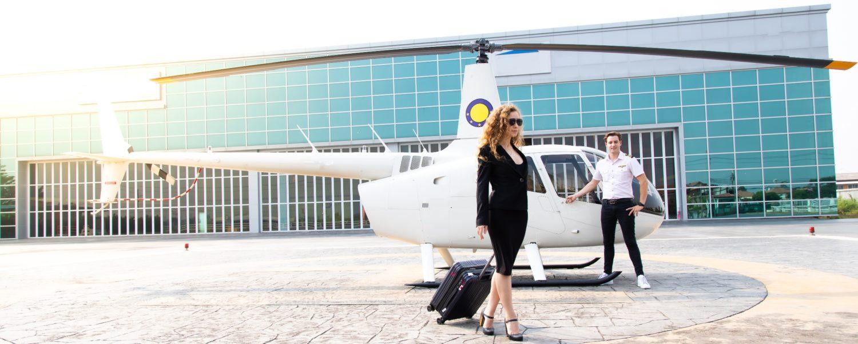 Аренда вертолета и самолета в Твери